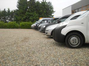 Al 5 op jaar stijgt het aantal bestelwagens in Nederland