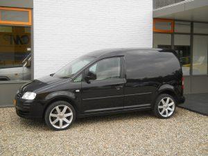 Zij voor VW Caddy zwart