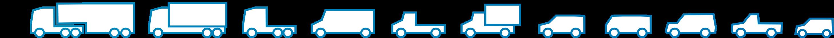 Groei bedrijfswagen verkoop Europa