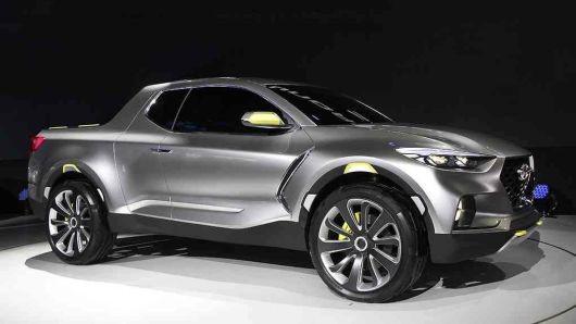 Kia en Hyundai krijgen een Pick-up