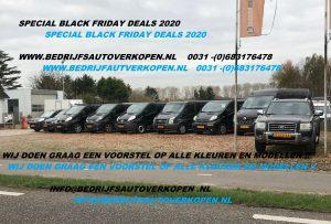 BLACK FRIDAY DEALS BIJ BEDRIJFSAUTOVERKOPEN.NL